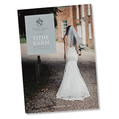 Meols Hall, Southport wedding and events brochure
